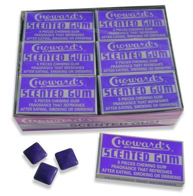 C. Howards Violet Gum