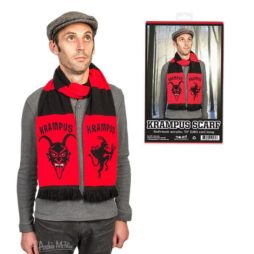 Krampus Winter Scarf
