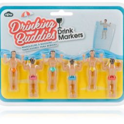 Drinking Buddies (Drink Markers)