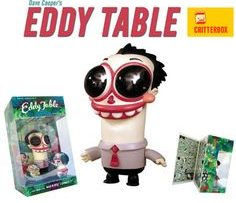 Dave Cooper'S Eddy Table Figure