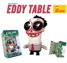 Dave Cooper'S Eddy Table Figure