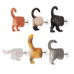 Cat Butt Push Pins
