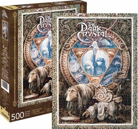 Dark Crystal 500 Pc Puzzle