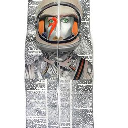 Bowie Spacesiut Socks