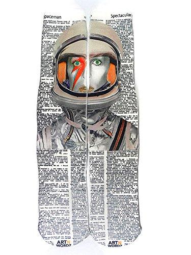 Bowie Spacesiut Socks