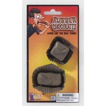Chocolates-Rubber