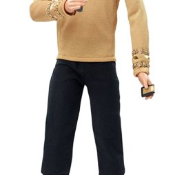 Captain Kirk Barbie