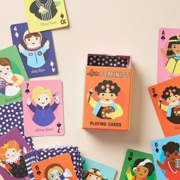 Little Feminist Playing Cards