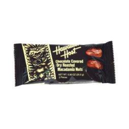 Dark Chocolate Macadamia Bars
