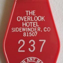 Overlook Hotel Keychain