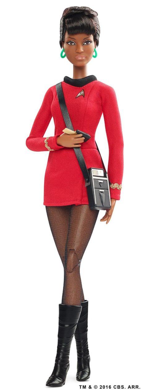 Uhura Barbie