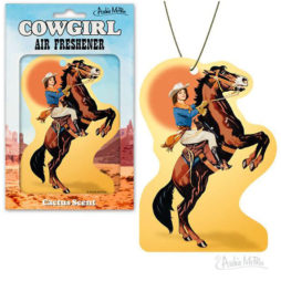 Cowgirl Air Freshener Cactus Scent