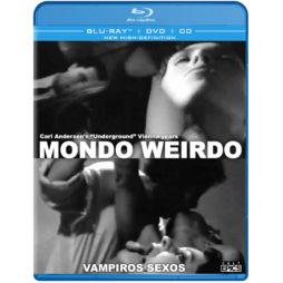 Mondo Weirdo/Vampiros Sexos cover
