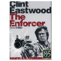 The Enforcer: Deluxe Edition DVD cover