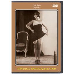 Vintage Erotica Anno 1930 DVD