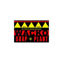 Wacko Gift Card